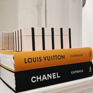 "NEW: Louis Vuitton ""Catwalk"" Book + Bonus"